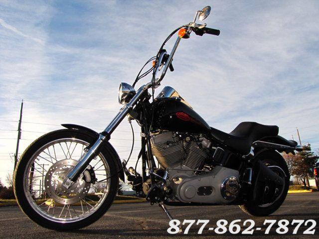 2005 Harley-Davidson SOFTAIL STANDARD FXST STANDARD FXST McHenry, Illinois 42