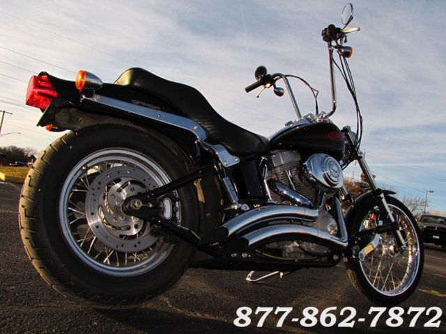 2005 Harley-Davidson SOFTAIL STANDARD FXST STANDARD FXST McHenry, Illinois 45