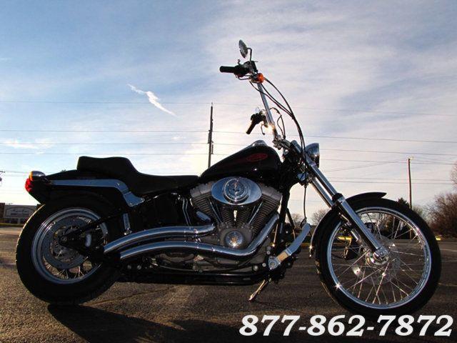 2005 Harley-Davidson SOFTAIL STANDARD FXST STANDARD FXST McHenry, Illinois 47