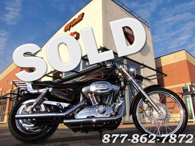 2005 Harley-Davidson SPORTSTER 1200 CUSTOM XL1200C 1200 CUSTOM XL1200C McHenry, Illinois 0