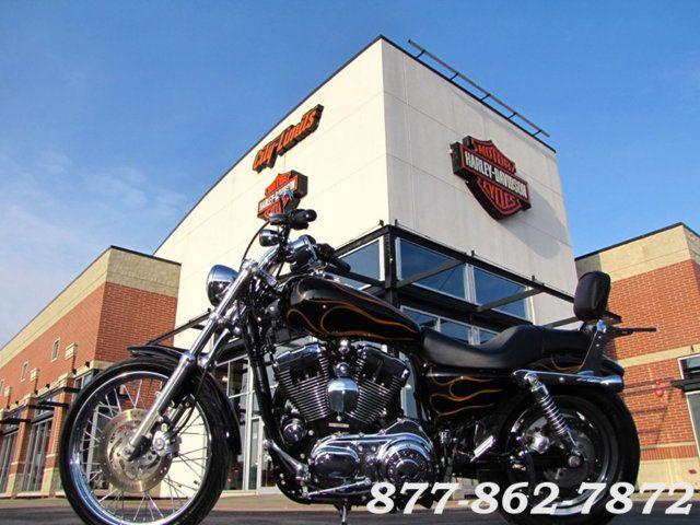 2005 Harley-Davidson SPORTSTER 1200 CUSTOM XL1200C 1200 CUSTOM XL1200C McHenry, Illinois 1