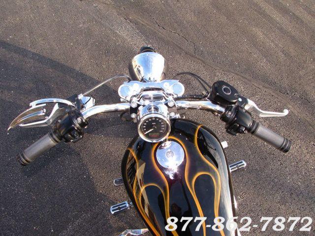 2005 Harley-Davidson SPORTSTER 1200 CUSTOM XL1200C 1200 CUSTOM XL1200C McHenry, Illinois 10