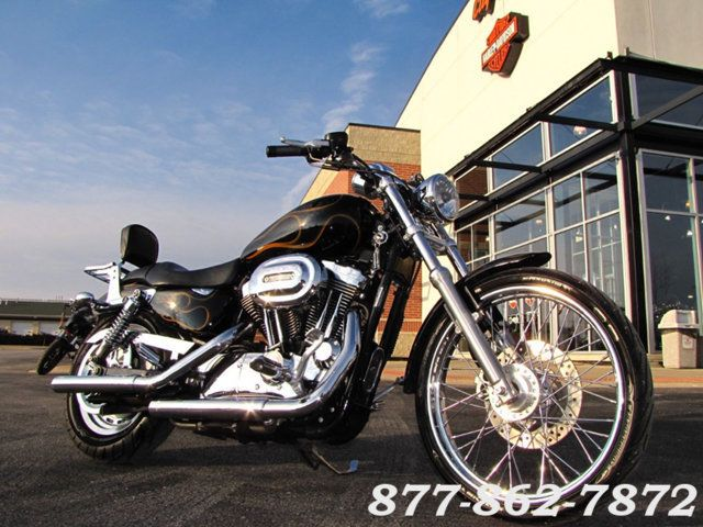 2005 Harley-Davidson SPORTSTER 1200 CUSTOM XL1200C 1200 CUSTOM XL1200C McHenry, Illinois 2