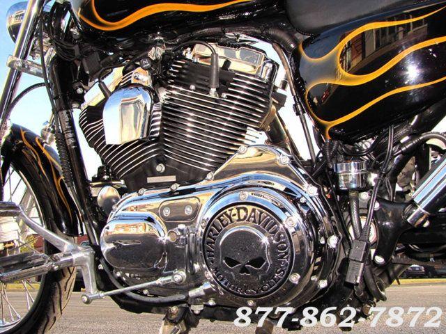 2005 Harley-Davidson SPORTSTER 1200 CUSTOM XL1200C 1200 CUSTOM XL1200C McHenry, Illinois 26