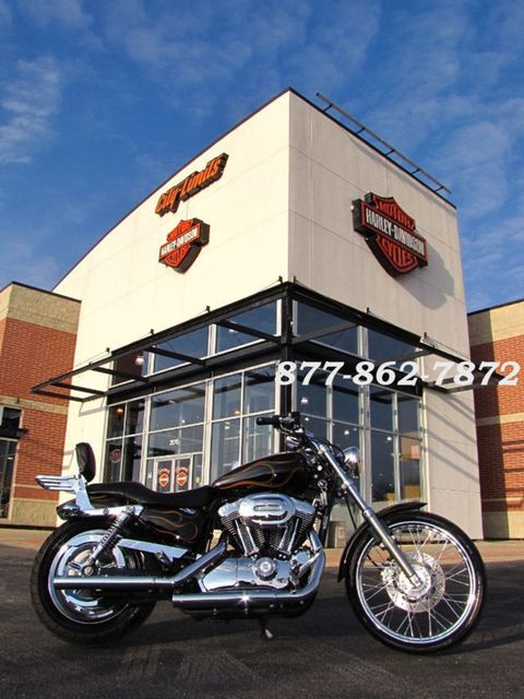 2005 Harley-Davidson SPORTSTER 1200 CUSTOM XL1200C 1200 CUSTOM XL1200C McHenry, Illinois 30