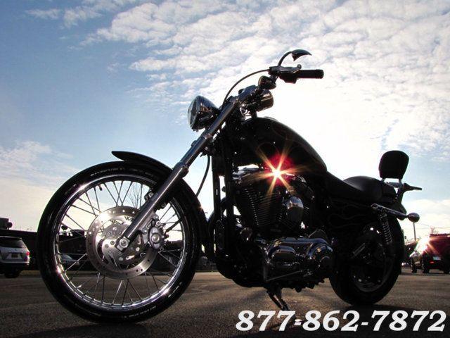 2005 Harley-Davidson SPORTSTER 1200 CUSTOM XL1200C 1200 CUSTOM XL1200C McHenry, Illinois 33