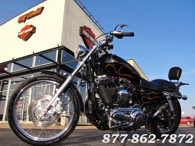 2005 Harley-Davidson SPORTSTER 1200 CUSTOM XL1200C 1200 CUSTOM XL1200C McHenry, Illinois 4