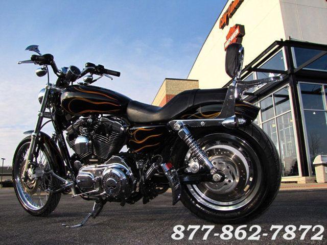 2005 Harley-Davidson SPORTSTER 1200 CUSTOM XL1200C 1200 CUSTOM XL1200C McHenry, Illinois 5