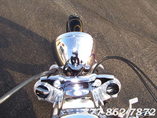 2005 Harley-Davidson SPORTSTER 1200 CUSTOM XL1200C 1200 CUSTOM XL1200C McHenry, Illinois 9