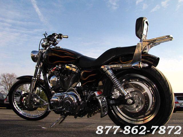 2005 Harley-Davidson SPORTSTER 1200 CUSTOM XL1200C 1200 CUSTOM XL1200C McHenry, Illinois 34