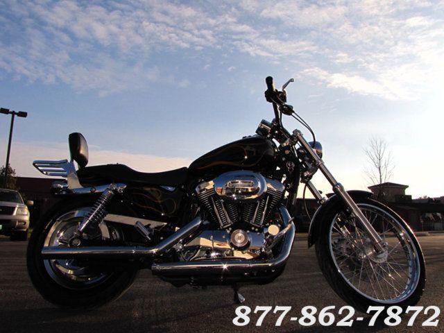 2005 Harley-Davidson SPORTSTER 1200 CUSTOM XL1200C 1200 CUSTOM XL1200C McHenry, Illinois 38