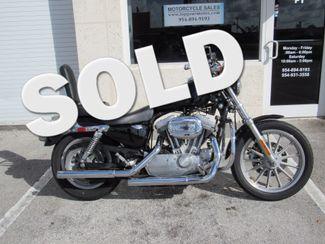 2005 Harley Davidson Sportster 883 Low Dania Beach, Florida
