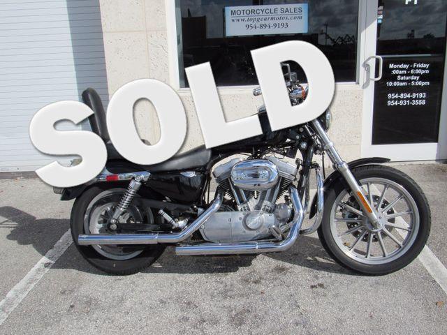 2005 Harley Davidson Sportster 883 Low Dania Beach, Florida 0