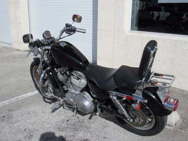 2005 Harley Davidson Sportster 883 Low Dania Beach, Florida 12
