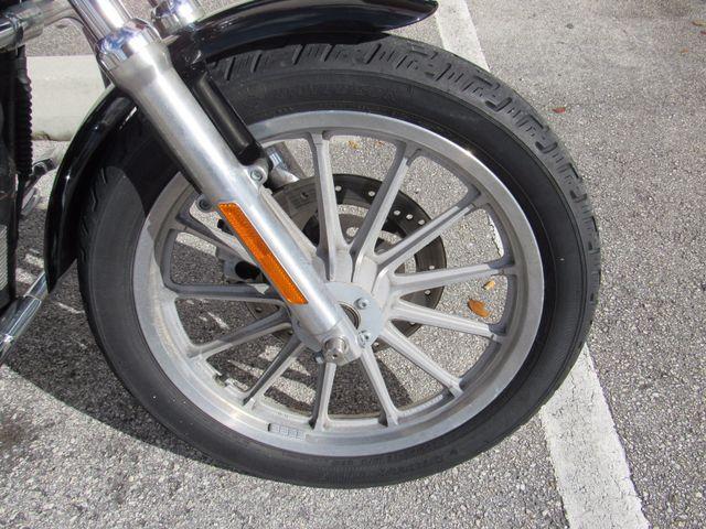 2005 Harley Davidson Sportster 883 Low Dania Beach, Florida 2