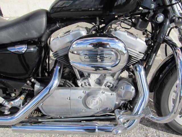 2005 Harley Davidson Sportster 883 Low Dania Beach, Florida 3
