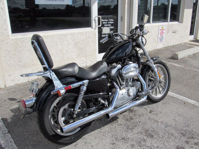 2005 Harley Davidson Sportster 883 Low Dania Beach, Florida 5