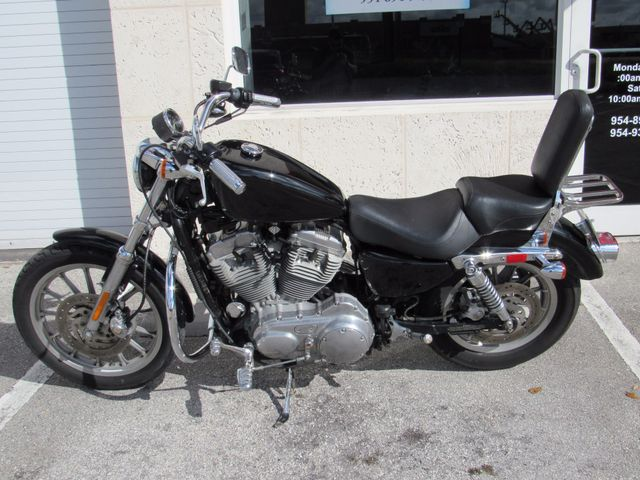 2005 Harley Davidson Sportster 883 Low Dania Beach, Florida 7