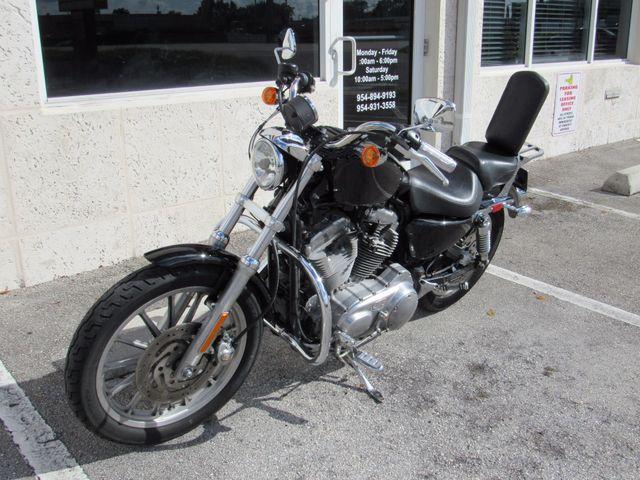 2005 Harley Davidson Sportster 883 Low Dania Beach, Florida 8