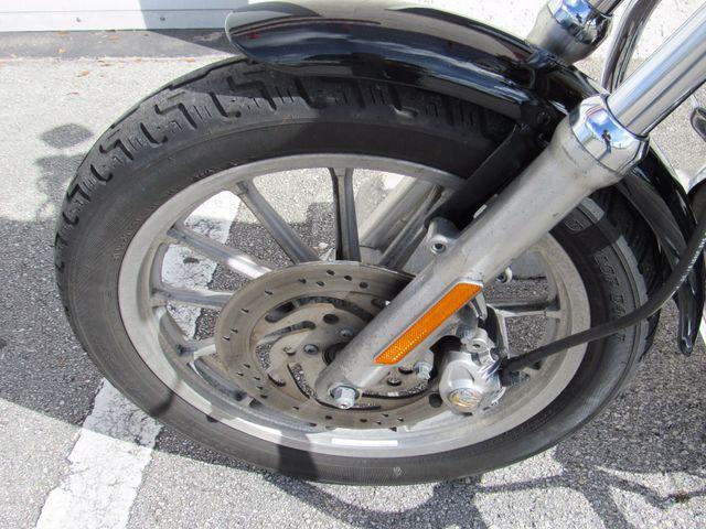 2005 Harley Davidson Sportster 883 Low Dania Beach, Florida 9