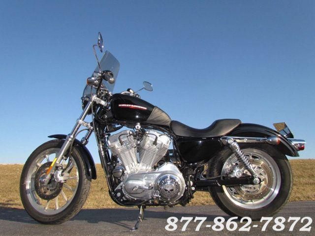 2005 Harley-Davidson SPORTSTER 883 LOW XL883 883 LOW XL883L McHenry, Illinois 35