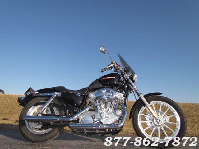 2005 Harley-Davidson SPORTSTER 883 LOW XL883 883 LOW XL883L McHenry, Illinois 36