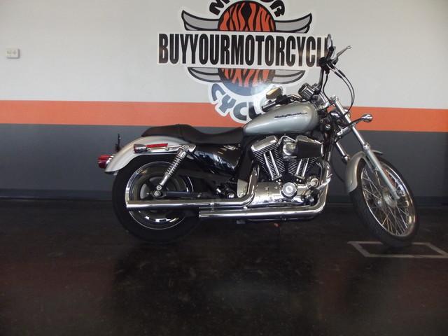 2005 Harley-Davidson Sportster 1200 CUSTOM XL1200C Arlington, Texas 0
