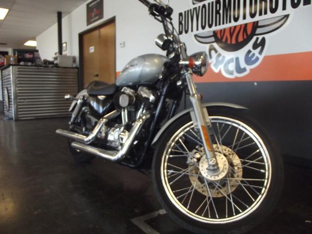 2005 Harley-Davidson Sportster 1200 CUSTOM XL1200C Arlington, Texas 2