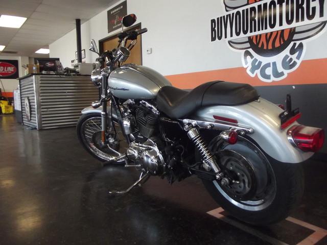2005 Harley-Davidson Sportster 1200 CUSTOM XL1200C Arlington, Texas 16