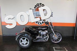 2005 Harley-Davidson Sportster® 1200 Custom Arlington, Texas