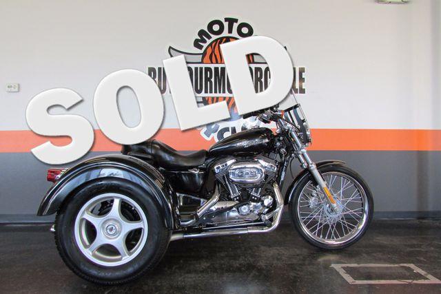 2005 Harley-Davidson Sportster® 1200 Custom Arlington, Texas 0