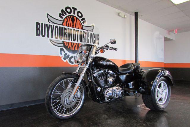 2005 Harley-Davidson Sportster® 1200 Custom Arlington, Texas 33