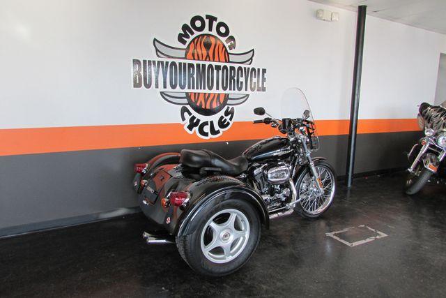 2005 Harley-Davidson Sportster® 1200 Custom Arlington, Texas 2