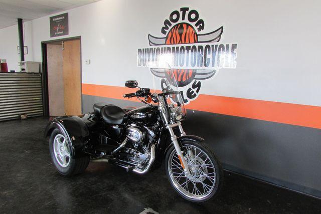 2005 Harley-Davidson Sportster® 1200 Custom Arlington, Texas 3