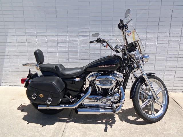 2005 Harley-Davidson Sportster 1200 Custom Daytona Beach, FL 1
