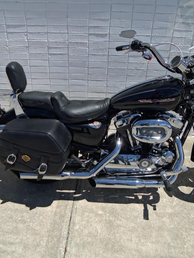 2005 Harley-Davidson Sportster 1200 Custom Daytona Beach, FL 4