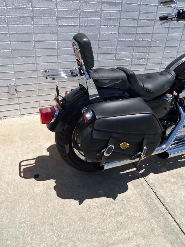 2005 Harley-Davidson Sportster 1200 Custom Daytona Beach, FL 5