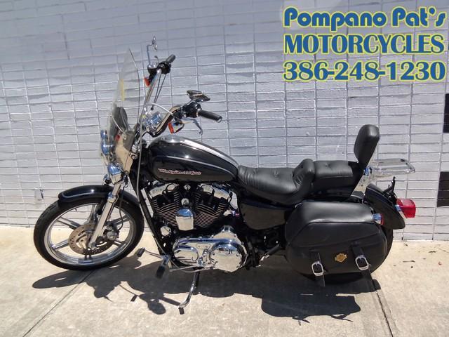 2005 Harley-Davidson Sportster 1200 Custom Daytona Beach, FL 0
