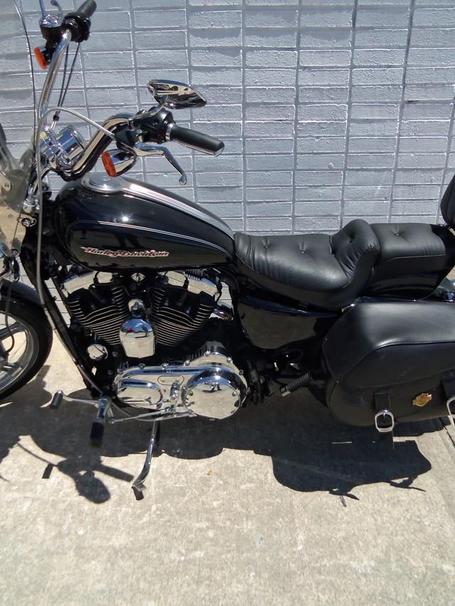 2005 Harley-Davidson Sportster 1200 Custom Daytona Beach, FL 7
