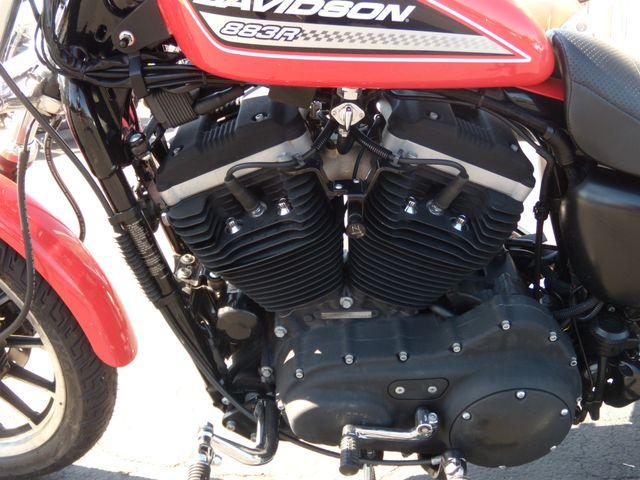 2005 Harley-Davidson Sportster® 883R Ephrata, PA 10