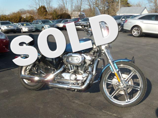 2005 Harley-Davidson Sportster® 1200 Custom Ephrata, PA 0