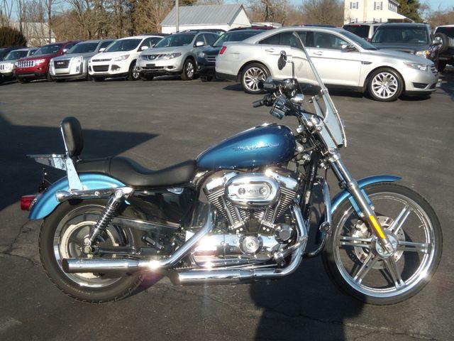 2005 Harley-Davidson Sportster® 1200 Custom Ephrata, PA 1