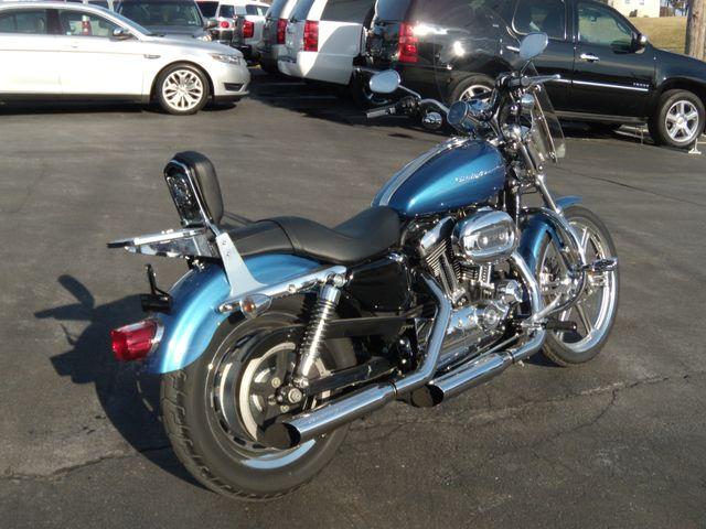 2005 Harley-Davidson Sportster® 1200 Custom Ephrata, PA 2