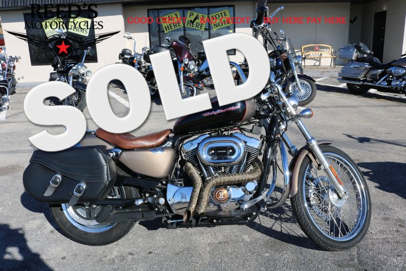 2005 Harley Davidson Sportster 1200 Custom | Hurst, Texas | Reed's Motorcycles in Hurst Texas