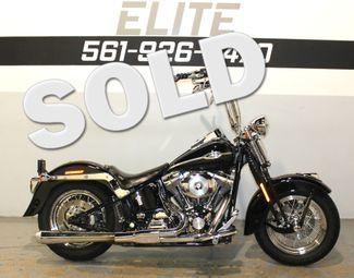 2005 Harley Davidson Springer Classic FLSTSC Boynton Beach, FL