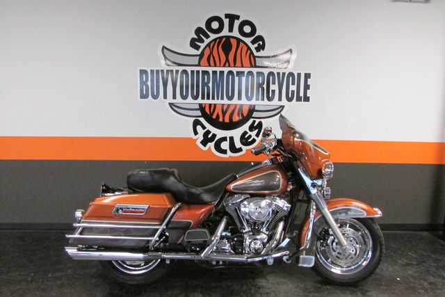 2005 Harley Davidson ULTRA CLASSIC ELECTRA GLIDE    FLHTCUI Arlington, Texas 0