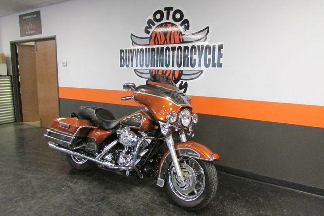 2005 Harley Davidson ULTRA CLASSIC ELECTRA GLIDE    FLHTCUI Arlington, Texas 2
