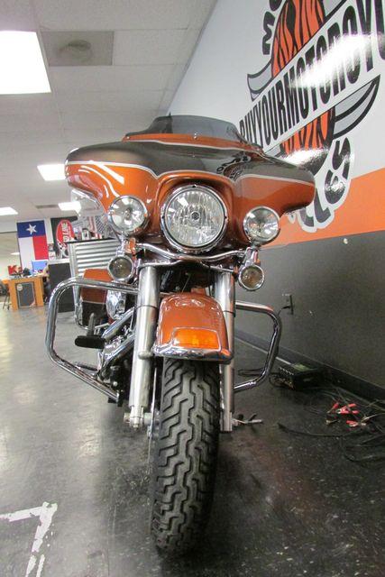 2005 Harley Davidson ULTRA CLASSIC ELECTRA GLIDE    FLHTCUI Arlington, Texas 3