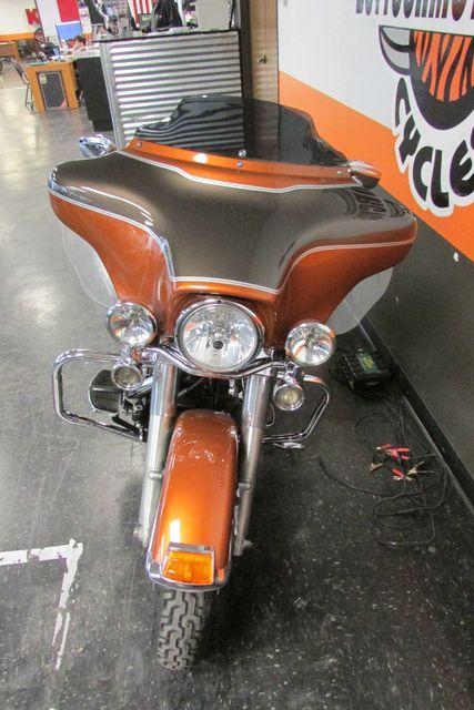2005 Harley Davidson ULTRA CLASSIC ELECTRA GLIDE    FLHTCUI Arlington, Texas 4