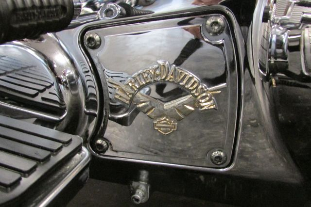2005 Harley Davidson ULTRA CLASSIC ELECTRA GLIDE    FLHTCUI Arlington, Texas 45